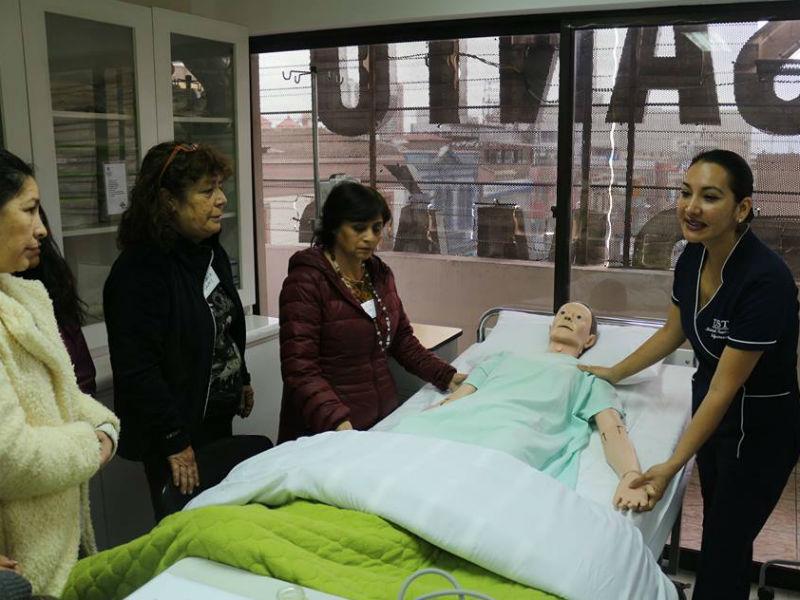 Proyecto Geronto-Salud, un aporte a la calidad de vida de los adultos mayores de Antofagasta
