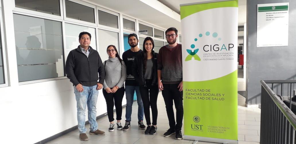 Pasantía en CIGAP: Estudiantes despiertan su interés por la Ciencia e Investigación
